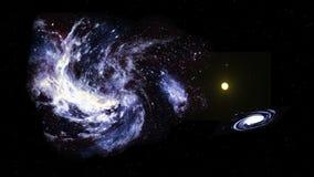 Космический полет 2 видеоматериал