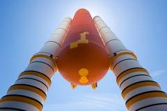 Космический центр Кеннедай стоковые фото