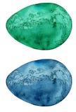космическое яичко Стоковое фото RF