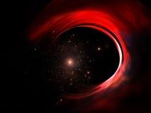 космос абстрактной предпосылки цветастый иллюстрация вектора