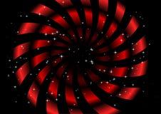 космос абстракции гипер Иллюстрация вектора
