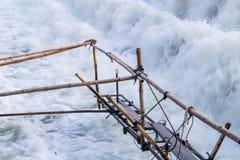 Космос в ловушке рыб , Фольклорное знание Стоковая Фотография