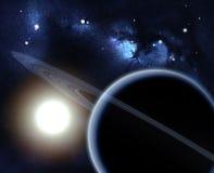 космос глубоко Стоковое Изображение