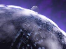 космос земли Стоковые Изображения RF