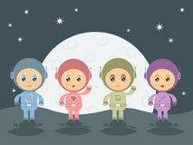 космос кадетов Стоковое Изображение RF