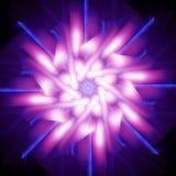 космос картины черноты предпосылки абстракции Стоковая Фотография RF