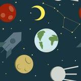 космос картины Стоковая Фотография RF