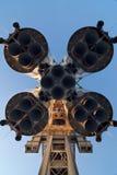 космос корабля двигателей Стоковые Фотографии RF