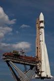 космос корабля gagarin yuriy Стоковое Изображение RF