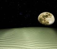 космос места ночи Стоковое Изображение
