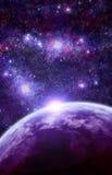 космос места фантазии Стоковые Фотографии RF