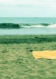 космос места экземпляра пляжа Стоковые Изображения