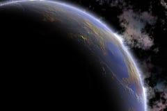 космос места Стоковые Фотографии RF