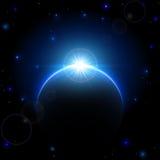 космос места Иллюстрация вектора