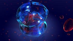 космос питья Стоковое Фото