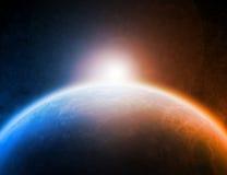 космос планеты иллюстрации Стоковое фото RF