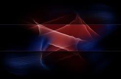 космос предпосылки аномалии Стоковая Фотография RF
