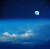 космос предпосылки Стоковые Изображения