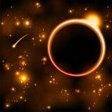 космос предпосылки Стоковая Фотография RF