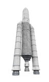 Космос Ракета Ариана Стоковые Фотографии RF