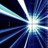 космос решетки expode начиная к связано проволокой Стоковые Изображения