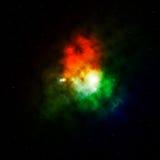 космос светов Стоковые Фотографии RF