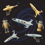 космос старья Стоковые Фотографии RF