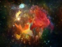 космос фактически Стоковые Изображения RF