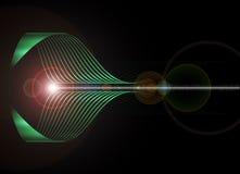 космос фрактали Стоковые Изображения RF