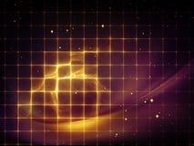 Космос цифров Стоковое Фото