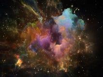 Космос цифров Стоковое фото RF