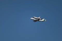 космос челнока предпринимательства Стоковая Фотография RF