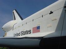 космос челнока Стоковая Фотография