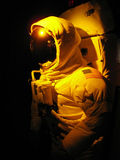 космос человека Стоковые Изображения