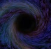космос черной дыры Стоковое фото RF