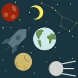 космос чертежа Стоковая Фотография
