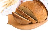 космос экземпляра хлеба домодельный wheaten Стоковые Изображения