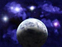 космос 01 места Стоковые Изображения RF