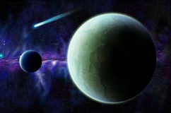 космос бесплатная иллюстрация
