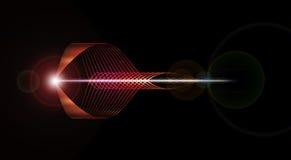 космос 2 фракталей Стоковое фото RF