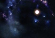космос Стоковое Изображение