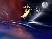 Космос 26 США Стоковое Фото