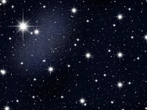 космос nebula Стоковые Изображения