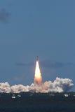 космос sts челнока 121 старта Стоковая Фотография RF