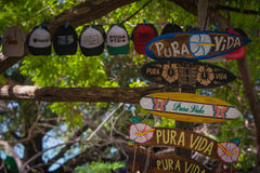 Костариканский туризм стоковое изображение