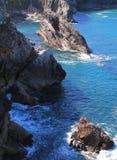 Коста de Llanes, Астурия, Испания Стоковая Фотография