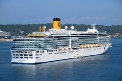 Коста Luminosa туристического судна Стоковые Фото