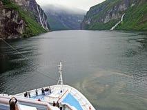 Коста Magica туристического судна Стоковое фото RF