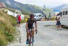 Коста Mendes - Тур-де-Франс 2015 Pimenta Хосе Joao велосипедиста Стоковое Фото