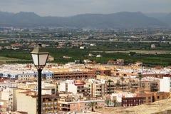 Коста Orihuela, Испания стоковая фотография